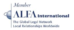 ALFA International, the global legal network